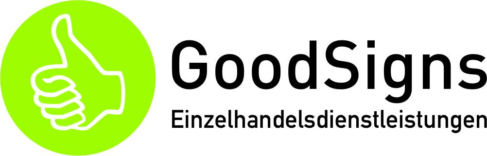 GoodSigns Logo